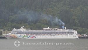 Mehr Landstrom für Kreuzfahrtschiffe in deutschen Häfen