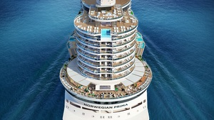 Norwegian Cruise Line presents the Norwegian Prima