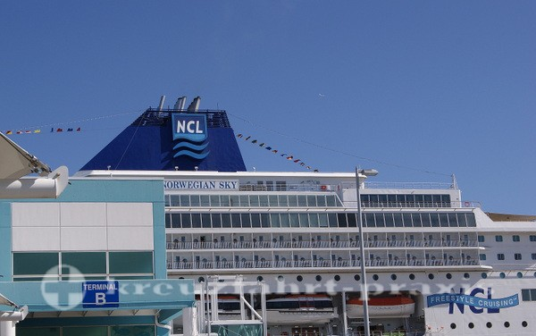 Norwegian Sky - Cruise Terminal Miami