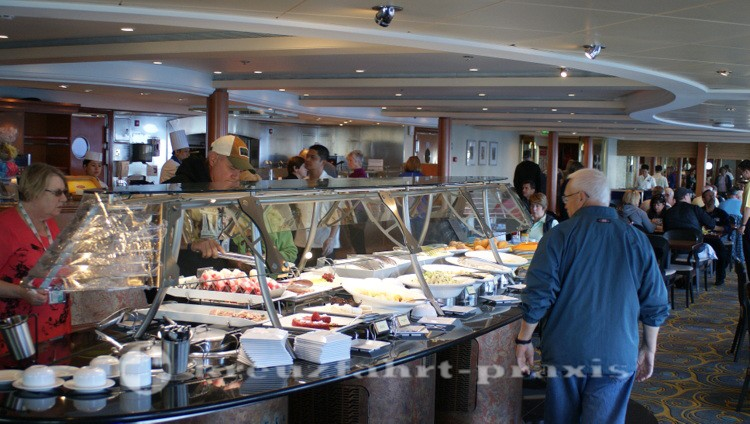 Norwegian Sun - Moderno Churrascaria - zur Lunchtime