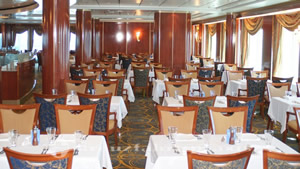 Norwegian Sun - Seven Seas Main Dining Room