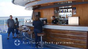 Norwegian Sun - Champs Bar