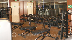Norwegian Sun - Gym