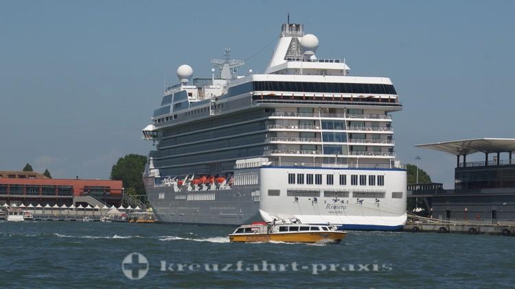 Oceania Cruises - Riviera in Venedig
