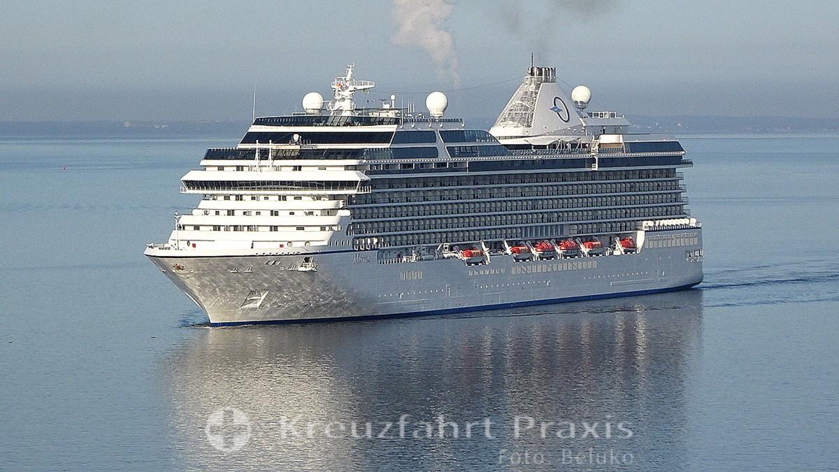 Oceania Cruises setzen in Corona-Zeit auf neue Werbe-Kampagne