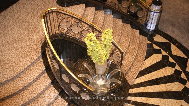 Oceania Marina - stairwell