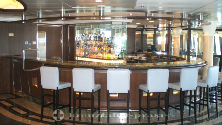 Bar der Horizons Lounge