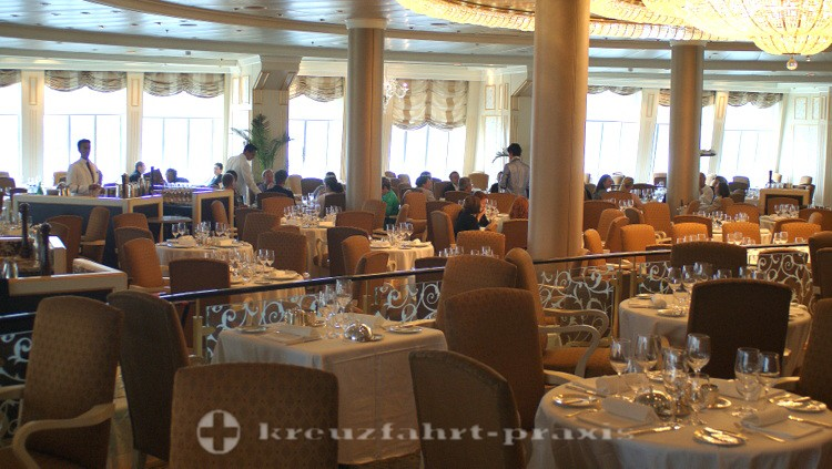 Oceania Marina – Grand Dining Room