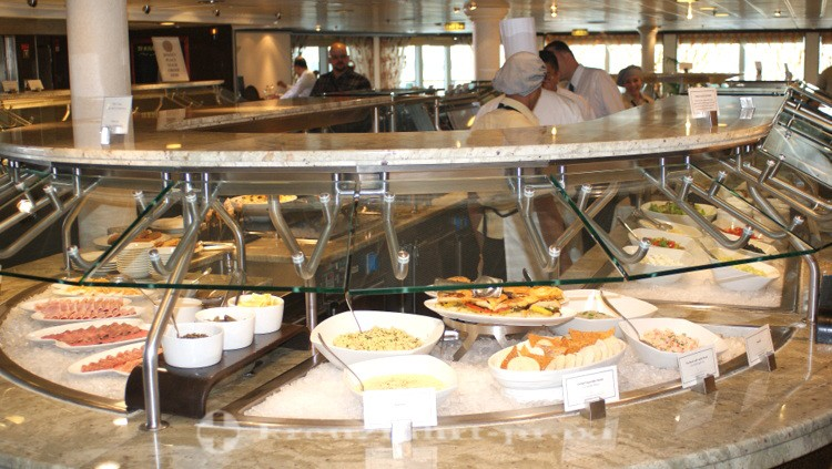 Terrace Café – Buffet
