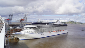 Oceania Cruises spricht zeitweilig Deutsch