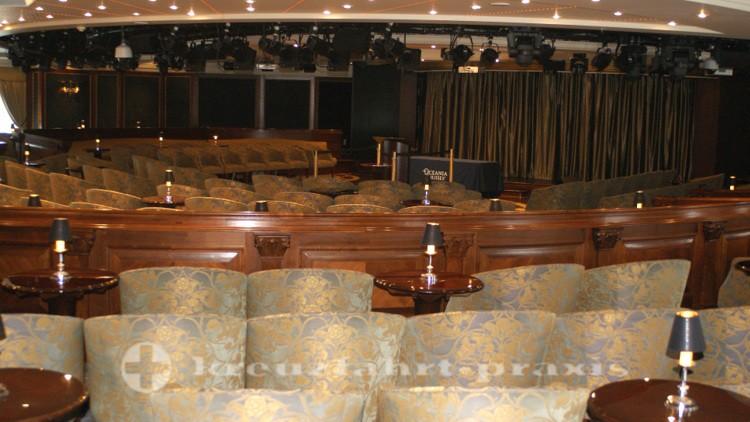 Nautica Lounge - Zentrum der Bordunterhaltung