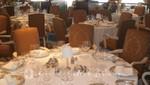 Tische im Grand Dining Room