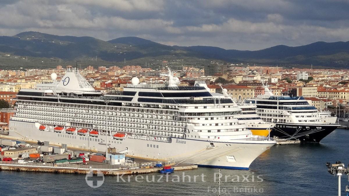 Oceania Cruises lockt mit Preisermäßigungen und Events