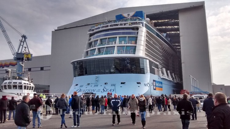 ovation of the seas papenburg