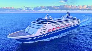 TransOcean Kreuzfahrten - PACIFIC ARIA ersetzt MS ASTOR