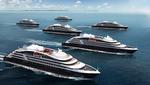 Sechs Ponant-Kreuzfahrtyachten