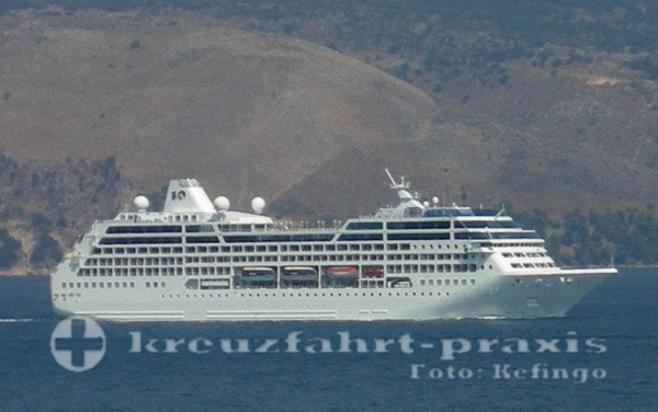 Princess Cruises - Ocean Princess