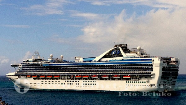 Princess Cruises - Grand Princess