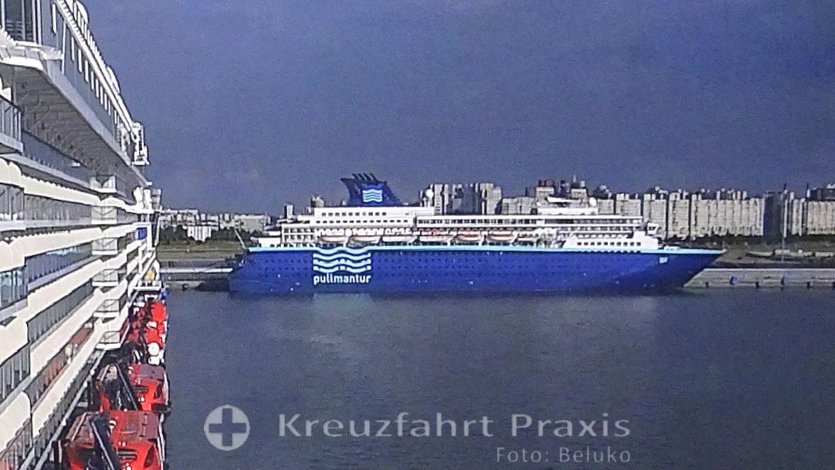 Kreuzfahrtunternehmen Pullmantur im Insolvenzverfahren