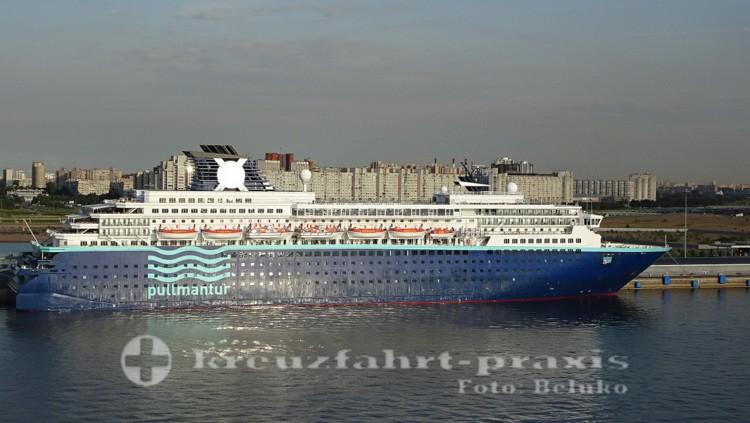 Schiffswechsel bei Pullmantur Cruises