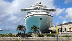 Gambling on cruise ships
