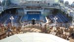 Ventura - Pool auf dem Freideck