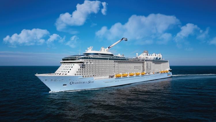 Royal Caribbean - Quantum of the Seas