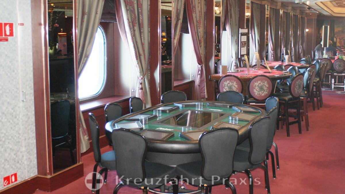 cunard queen mary 2 casino