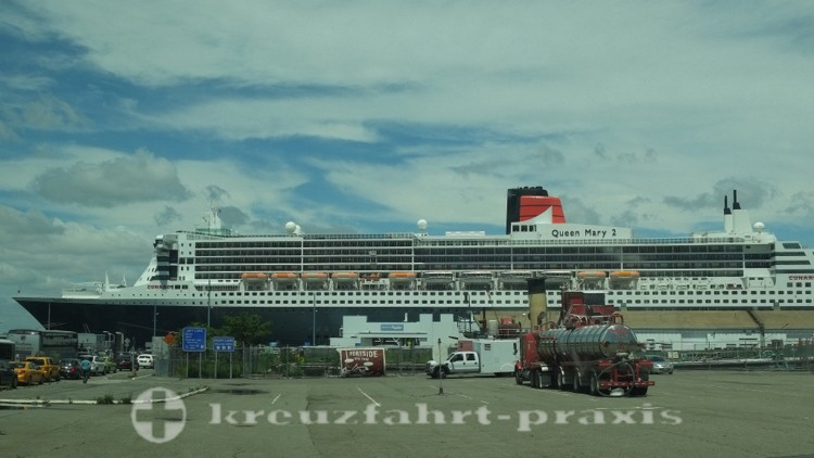 cunard queen mary 2 brooklyn cruise terminal