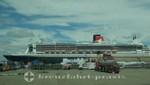 Cunard - Queen Mary 2 - NY Brooklyn Cruise Terminal