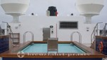 Queen Mary 2 - Sun Deck Pool