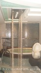 Queen Mary 2 - Pool und Wasserfall im Aqua Therapy Centre