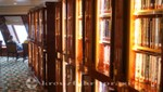 Queen Mary 2 - Bibliothek