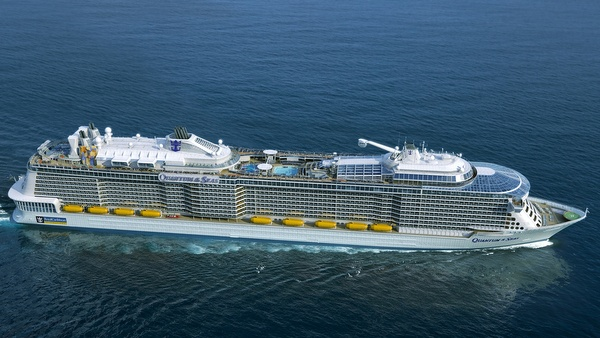 Quantum of the Seas -Rendering