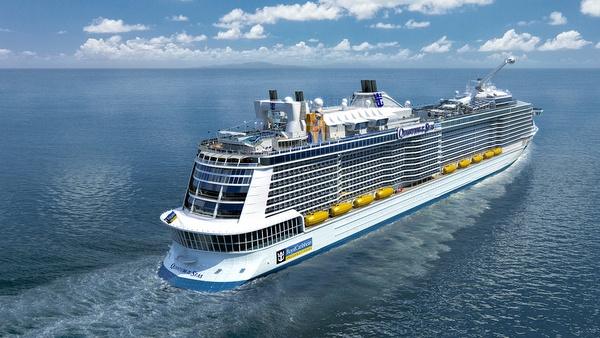 Quantum of the Seas - Modell