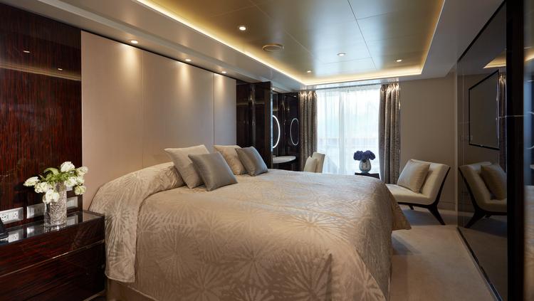Regent Seven Seas Explorer - Suite