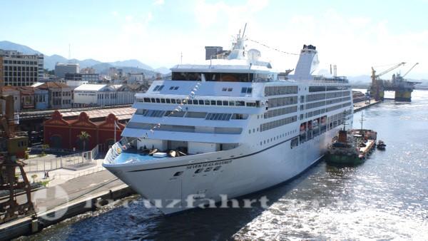 Regent - Seven Seas Mariner in Rio