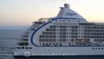 Regent Seven Seas Cruises ist in Feierlaune