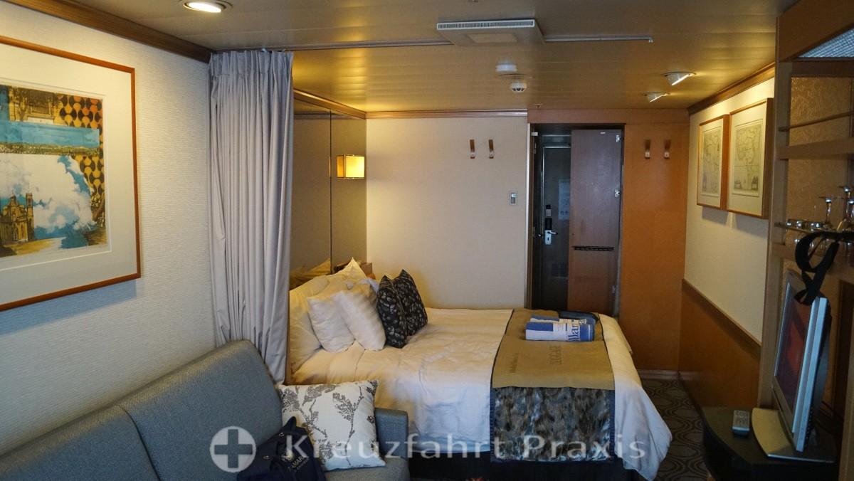 MS Rotterdam - Vista Suite # 6137