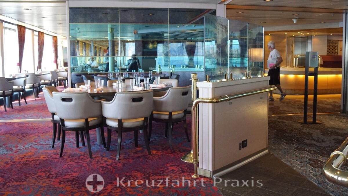 MS Rotterdam - Canaletto Restaurant