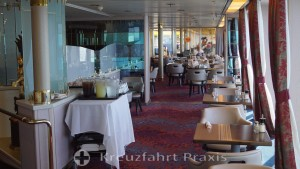 MS Rotterdam - Buffetrestaurant Lido Market