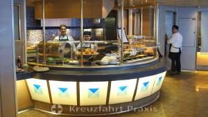 MS Rotterdam - Lido Market buffet restaurant - Distant Lands