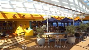 MS Rotterdam - Lido Bar