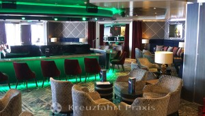 MS Rotterdam - the MIX bar