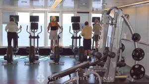 MS Rotterdam - Fitness Center