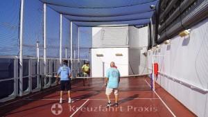 MS Rotterdam - Käfig für Ballsport