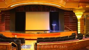 MS Rotterdam - Main Stage - Bühne