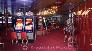 MS Rotterdam  - Casino
