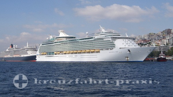 Mariner of the Seas in Istanbul