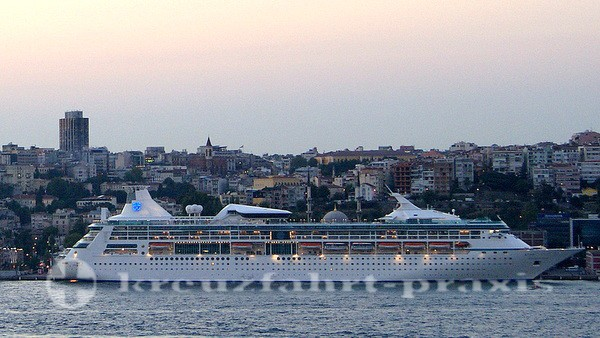 Royal Caribbean International - Vision of the Seas in Istanbul